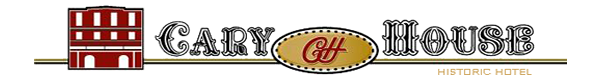 Historic Cary House Logo